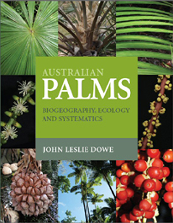 Cover of Australian Palms: Biogeology, Ecology, and Systematics