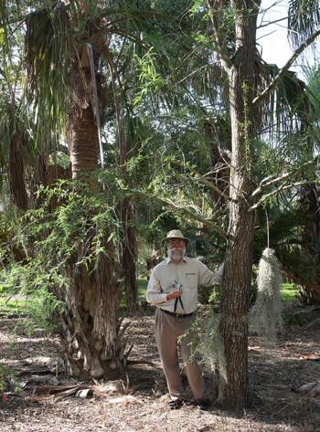 Photo of Dr. James Emory Eckenwalder