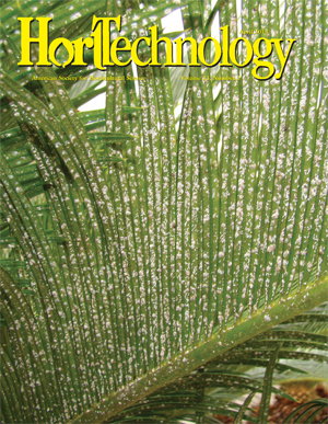 The cover of HortTechnology