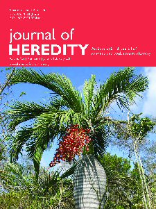 Cover of the Journal of Heredity