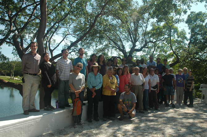 Montgomery Botanical Center-Volunteer Lunch 2011