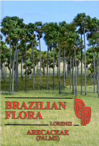 The cover of Brazilian Flora
