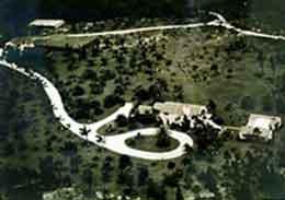 1930's aerial photo