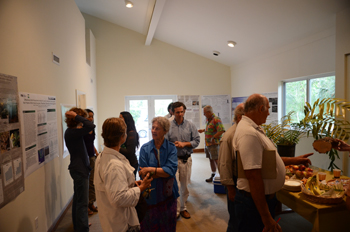 Photo of a Plant Biologists of South Florida Meeting in 2012