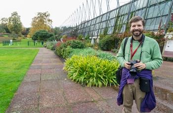 Montgomery Exchanges Conifers with Royal Botanic Garden Edinburgh