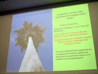 Montgomery Co-Sponsors the 26th Annual Gifford Arboretum Lecture at the University of Miami