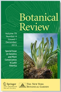 Special issue of Botanical Review: Genetics and Plant Conservation in Latin America