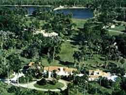 1990's aerial photo