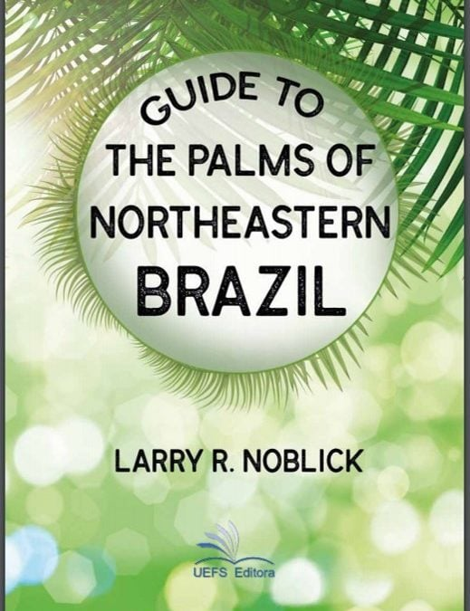 New book by Montgomery's Palm Expert